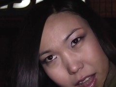 Her boyfriend left her, that babe had no money and this babe needed to find a way to get all of her stuff to a recent apartment. This Babe asked three strangers to aid her, but this babe didn't expect 'em to make a hawt amateur group sex episode instead. In Any Case, this oriental hottie turned out to be a little insatiable slut who was mad about hardcore anal sex and who loved coarse double penetration sex more than anything. A consummate cutie for real immodest hard fuck, huh? If u like lewd and sultry dp movies u're gonna absolutely ...